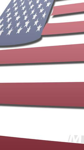 US Flag 01 Wallpaper