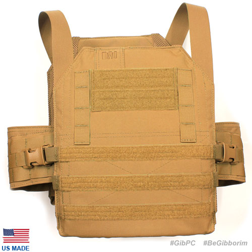 Gibborim Plate Carrier