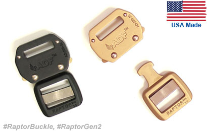 The Raptor Buckle Gen2